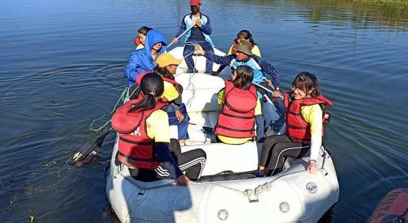 Children Winter Adventure Sports Camp (Non-Residential) during 6– 12 January, 2020