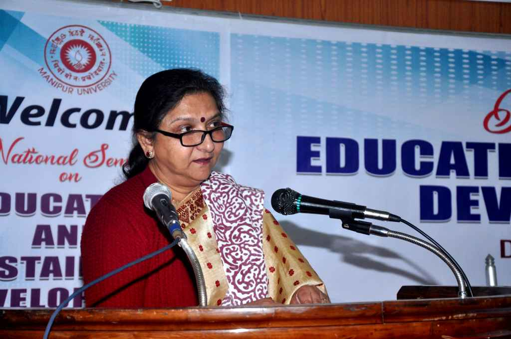 Dr. Neelima Asthana (Lady Irwin College, University of Delhi) Guest of honor