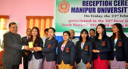 WINNERS OF THE 33rd INTER-UNIVERSITY NATIONAL YOUTH FESTIVAL FETED