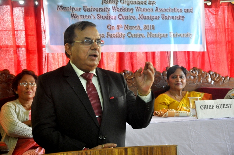 Observance of International Women's Day  - 08-March-2018