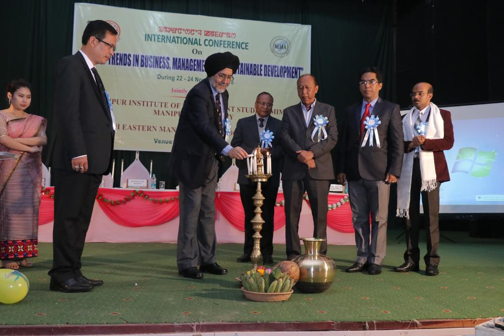International Conference on Recent Trends in Business Management and Sustainable Development