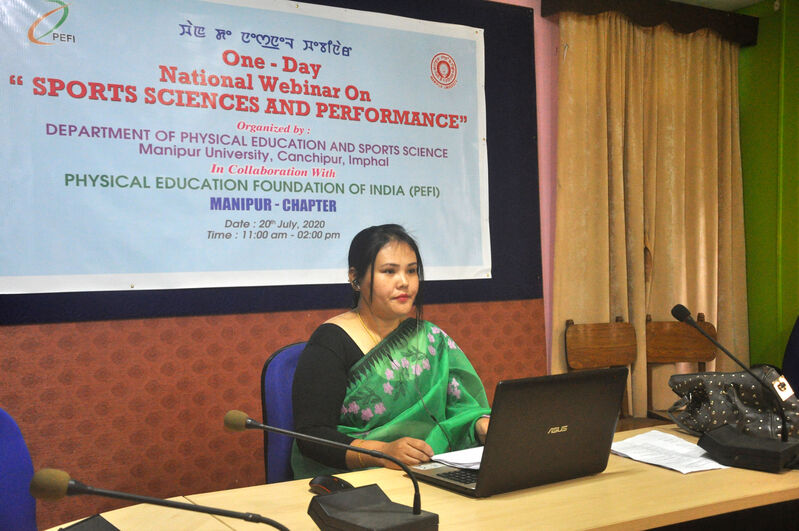 One-Day National Webinar on Sports Sciences and Performance on 20th July 2020