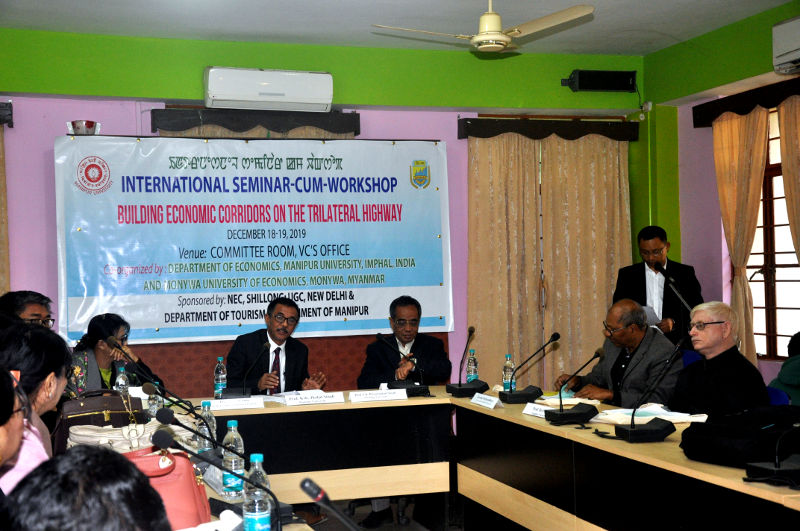 International Seminar-cum-workshop on 'Building Economics Corridors on the Trilateral Highway'
