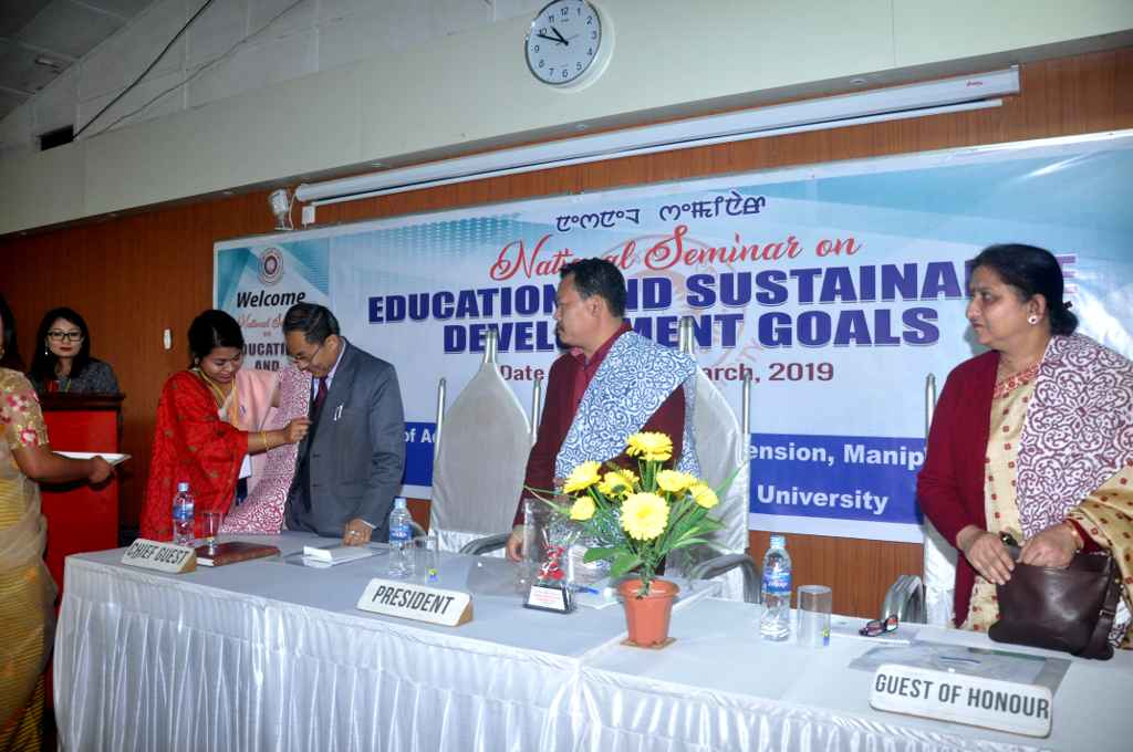 A Two Day National Seminar on Education and Sustainable Development Goals (7-8 March 2019)
