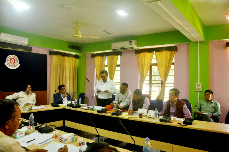 Executive Council Meeting held on 26/09/2019