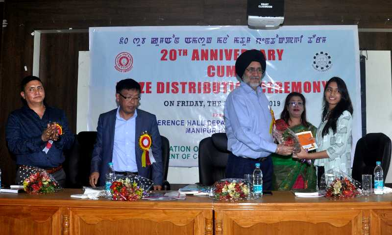 20th  State Level Accountancy Competition 2019, Prize Distribution Ceremony (12-04-2019)