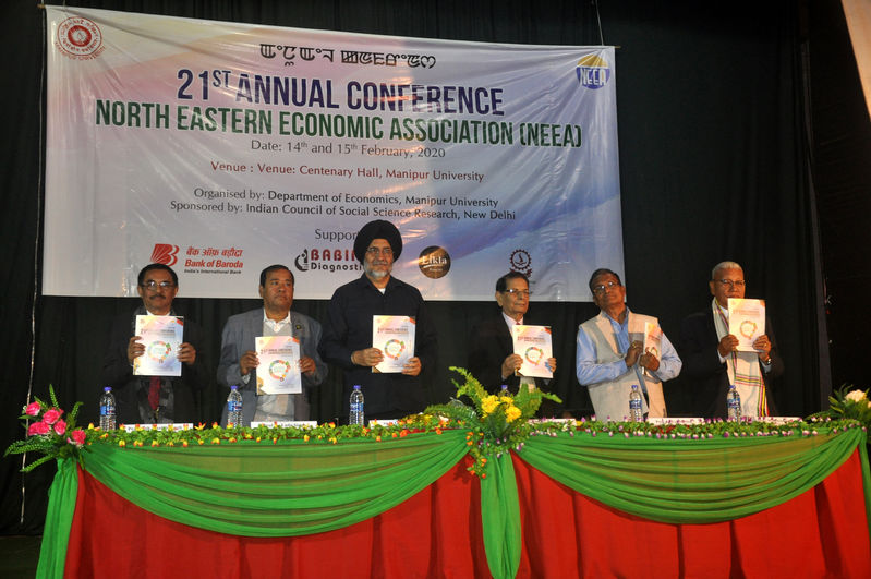 Inaugural Function of the 21st Annual Conference North Eastern Economic Association (NEEA) 14/02/2020