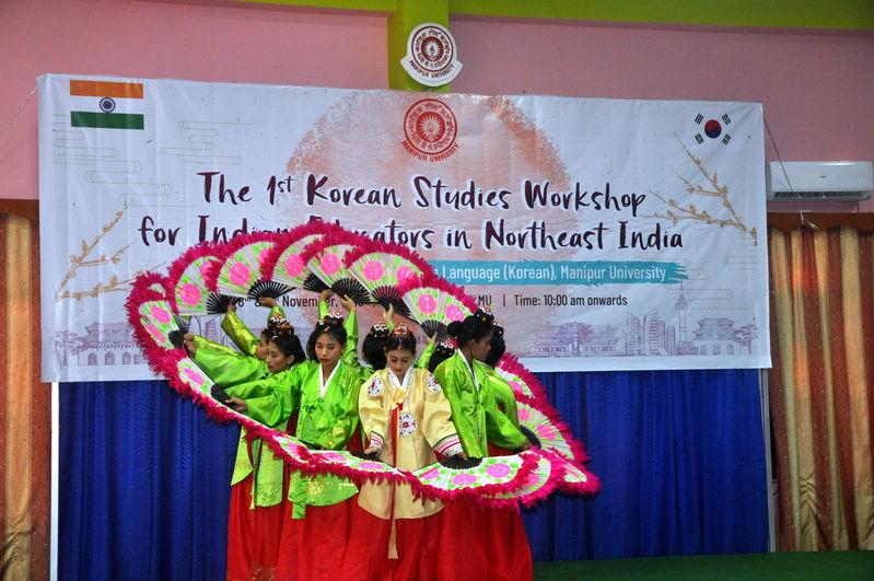 1st Korean Studies Workshop for Indian Educators in Northeast India