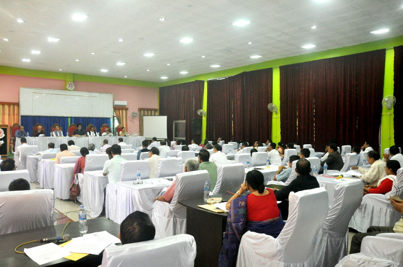Academic Council Meeting held on 24/09/2019