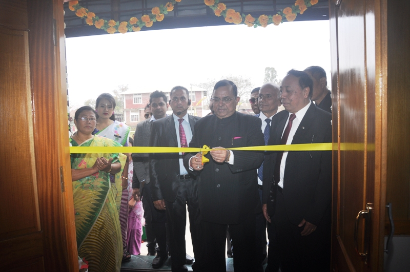 Inauguration Function of Fitness Centre 24th-Feb-2018
