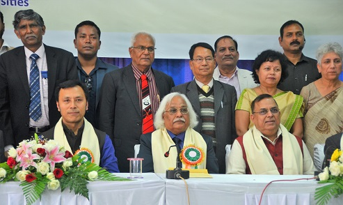 Manipur University host East Zone Vice-Chancellor's Meet