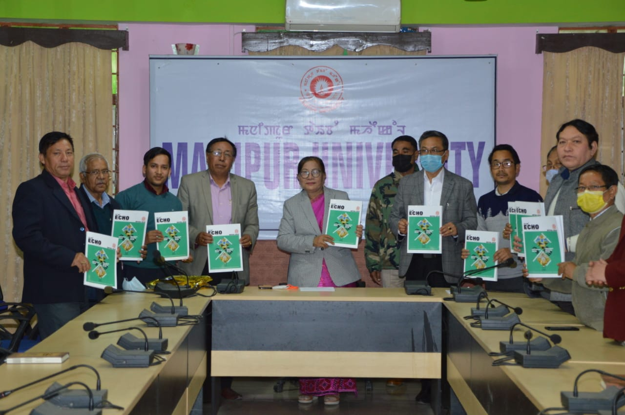 Publication of the REVIVAL ISSUE of ECHO (KHONTHANG) on 4/2/2021
