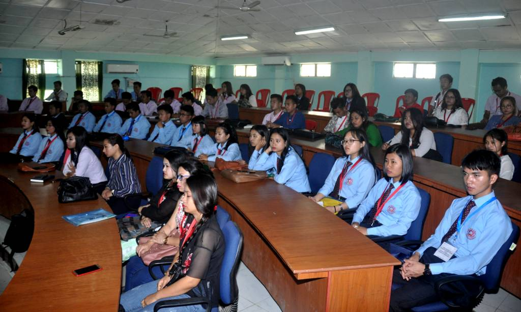 Employability Skills and Carrer Path for the Youths of Manipur