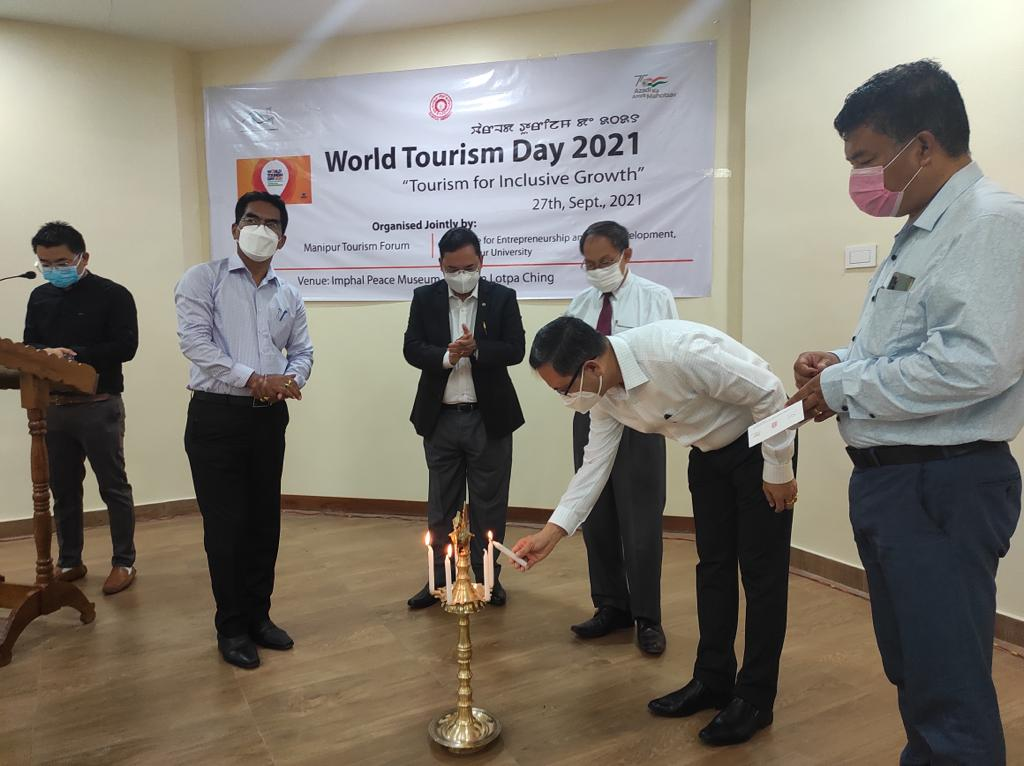Observance of World Tourism Day 2021 on 27/09/2021