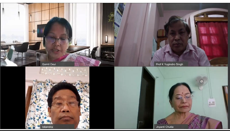 Virtual Lecture Workshop on Recent Trends of Spectroscopy on Material, Nanomaterial and Biological Sciences