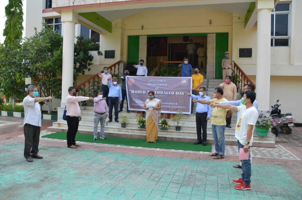 Observance of 'World No Tobacco Day'
